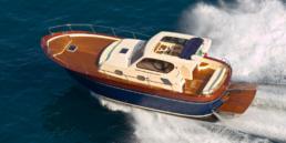 Jeranto 10 Gozzo sorrentino boat | Luxury Boats Positano