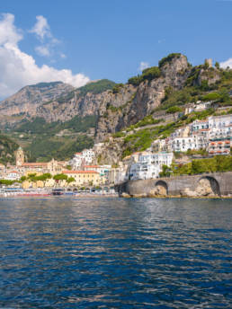 Capri and Amalfi full day Private Tour