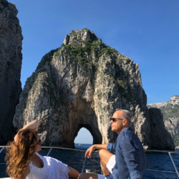 Capri and Amalfi full day Private Tour