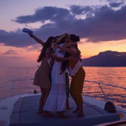 Selfie Tour a Positano | Positano Luxury Boats