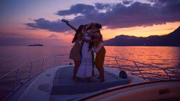 Positano Selfie Tour by sunset