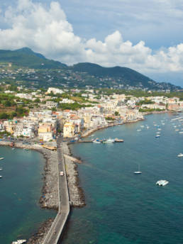 Ischia full day private boat tour | Luxury Boats Positano