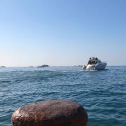 Ischia full day private boat tour | Luxury Boats Positano
