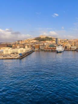Transfer to Naples | Private boat Luxury Boats Positano