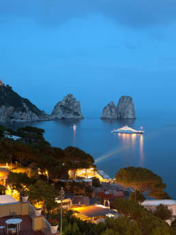 Capri by Night private tour