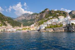 Where is Amalfi Coast? | Luxury Boats Positano