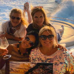 Positano Selfie Tour | Luxury Boats Positano