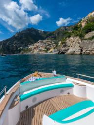Sweet Life Allure 38 | Luxury Boats Positano
